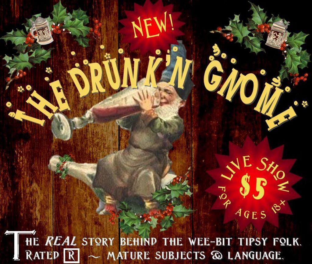 Drunk'n gnome logo
