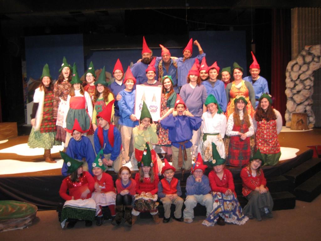 Gnome cast 2014
