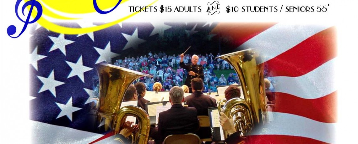 JOLIET AMERICAN LEGION BAND's Spring Concert April 30, 2016