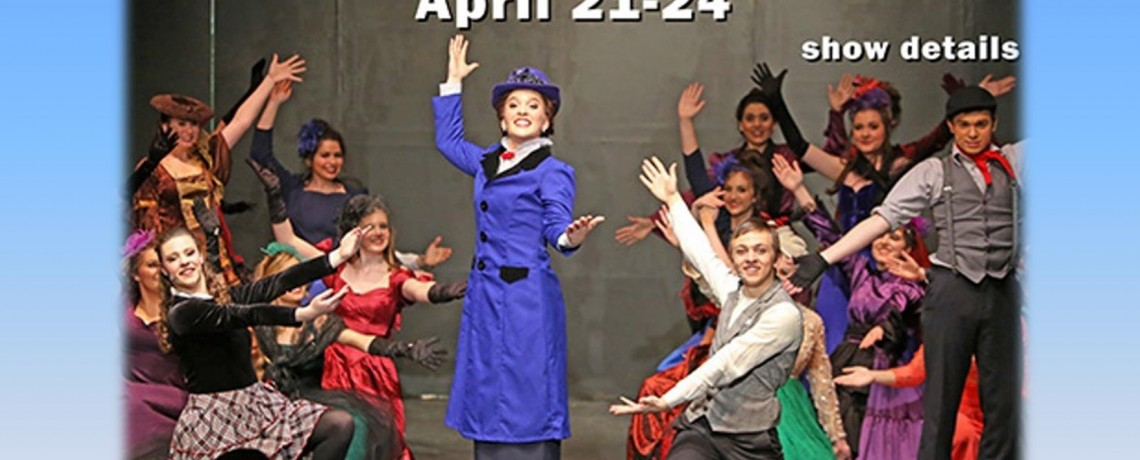 MARY POPPINS by Providence Catholic High School April 21-24, 2016