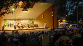 FREE Concerts On The Hill - Bandshell 2