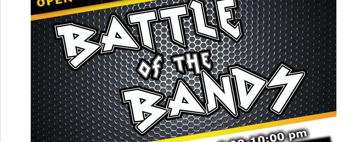 BATTLE OF THE BANDS returns July 30, 2016