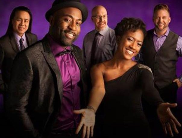 """Spoken Four plays """"Concerts On The Hill"""" July 7, 2016"""