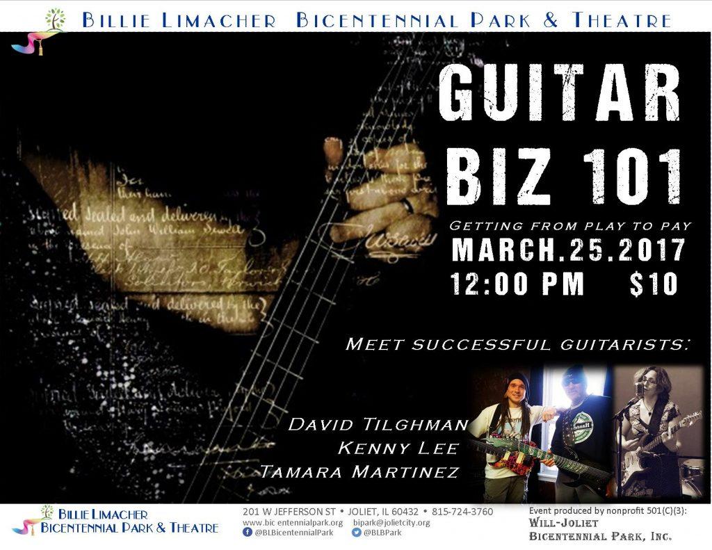 2017 Guitar Biz - Mar 25 Bicentennial Park