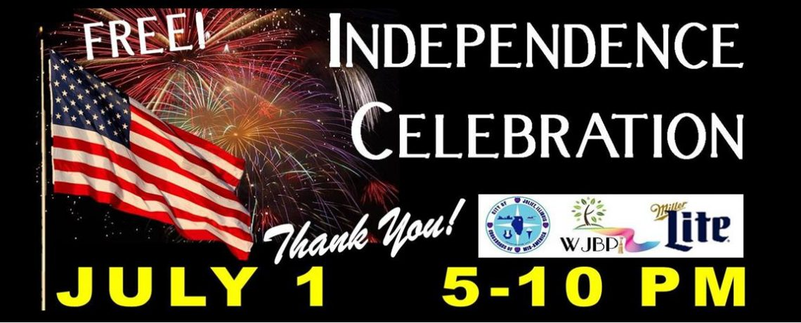 Independence Celebration July 1, 2017