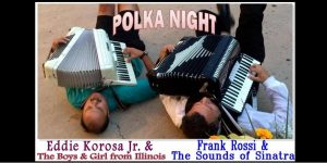 Polka Night comes to Concerts On The Hill August 3, 2017
