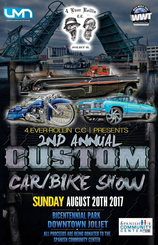 Nd Annual Custom Car Bike Show August - Car and bike show