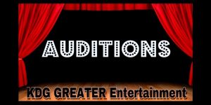 "Auditions for ""Perfect Plan"" December 10, 2017"