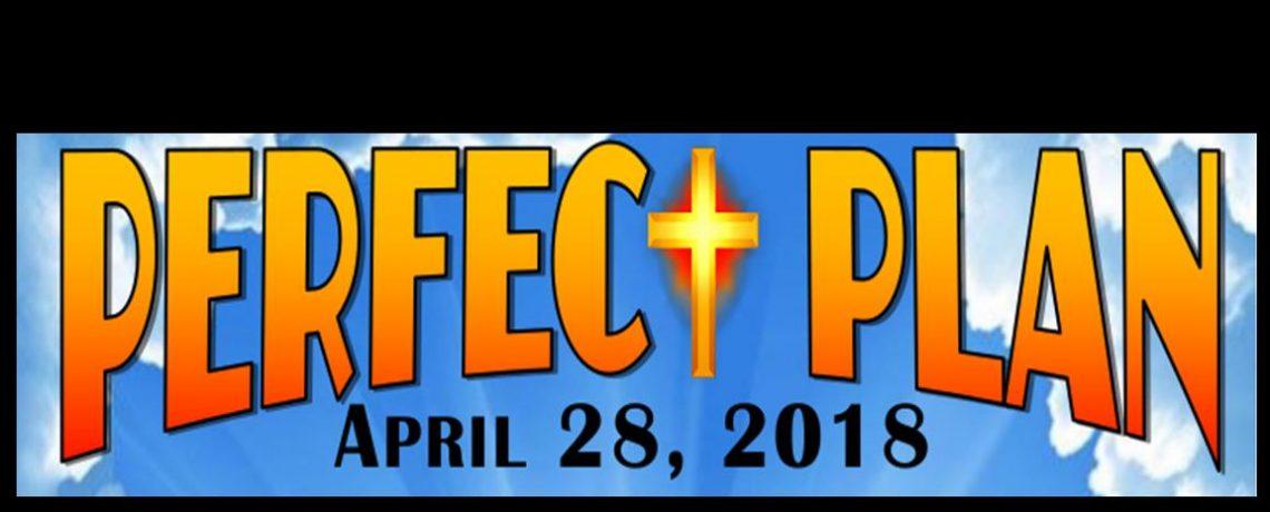 """Perfect Plan"" coming April 28, 2018"